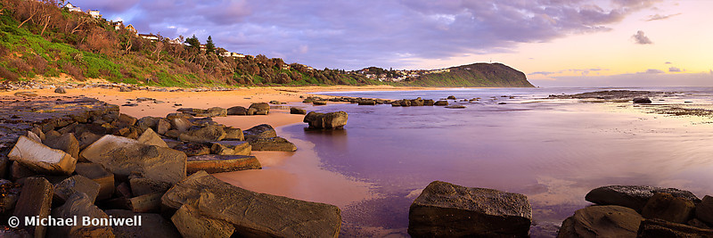 Forresters Beach Dawn, New South Wales, Australia