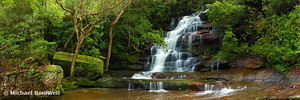 Upper Somersby Falls, New South Wales, Australia