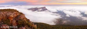 Redman Bluff, Grampians National Park, Victoria, Australia
