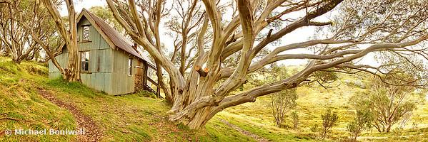 Cope Hut, Falls Creek, Victoria, Australia