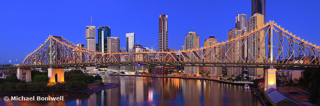 Story Bridge, Brisbane, Queensland, Australia