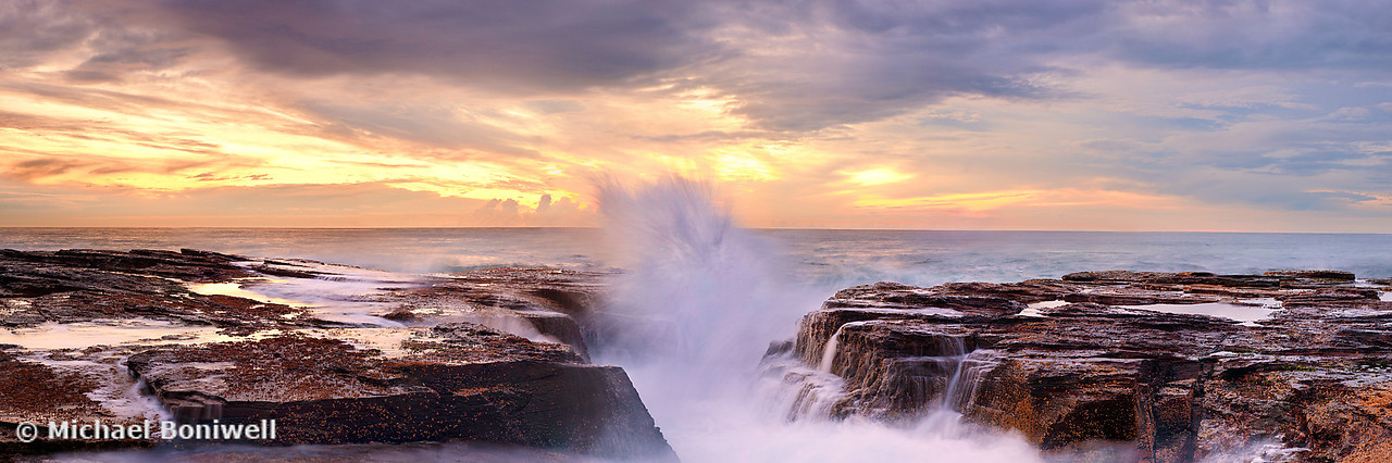 Narrabeen Rocks, New South Wales, Australia