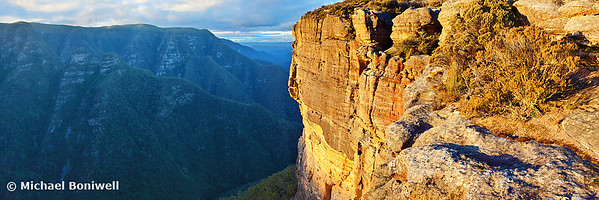 Kanangra Walls, Kanangra-Boyd National Park, New South Wales, Australia