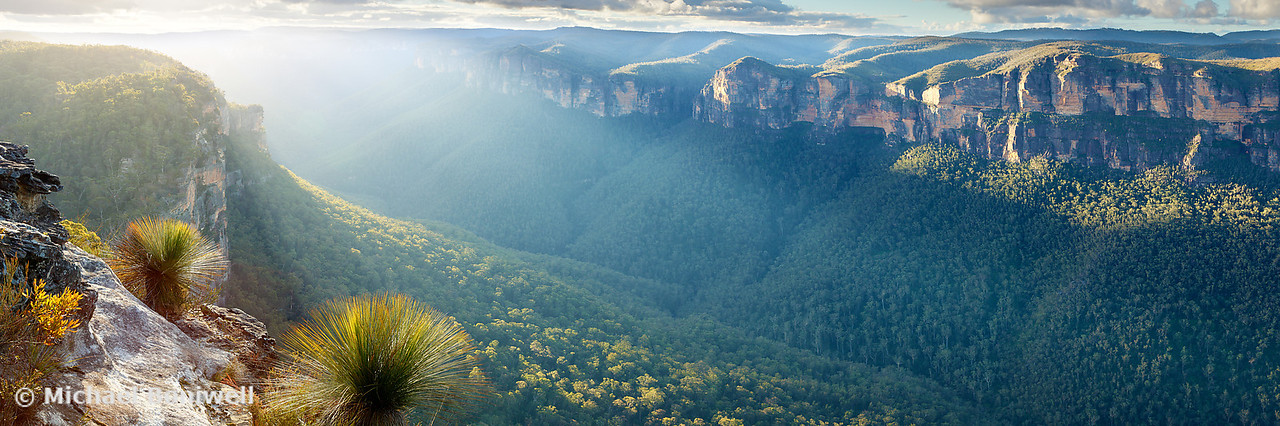 Perrys Lookdown, Blue Mountains, New South Wales, Australia