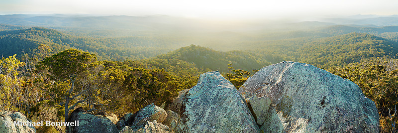Genoa Peak, Croajingolong National Park, Victoria, Australia