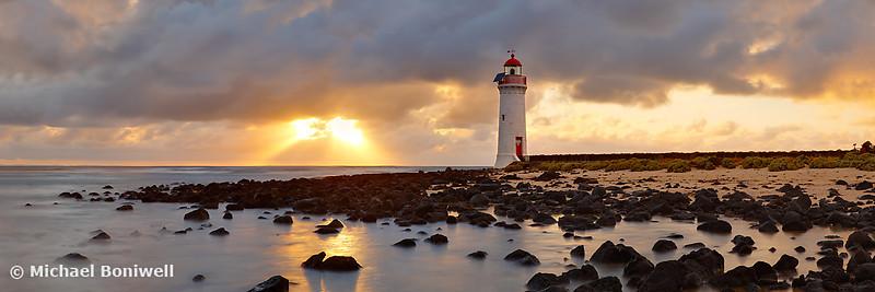 Port Fairy Lighthouse, Victoria, Australia