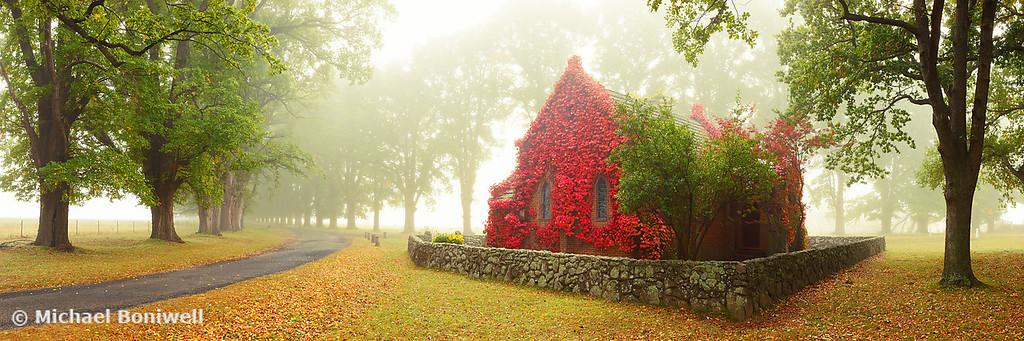 Gostwyck Chapel, Armidale, New South Wales, Australia
