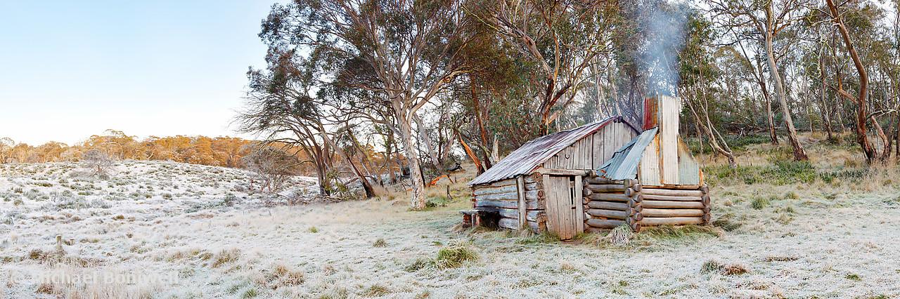 Frosty Guys Hut, Alpine National Park, Victoria, Australia
