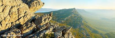 Mt Difficult Summit View, Grampians, Victoria, Australia