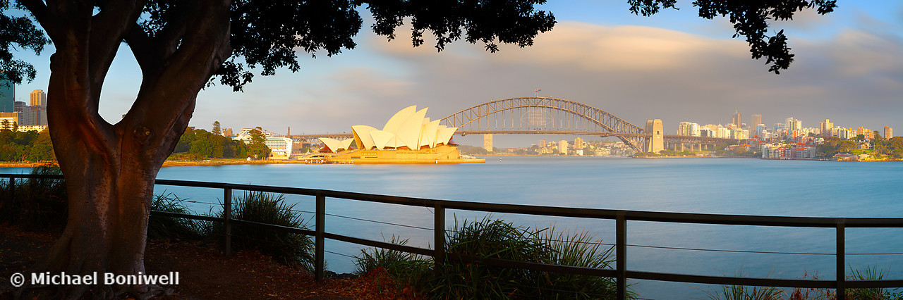 One Morning in Sydney, New South Wales, Australia