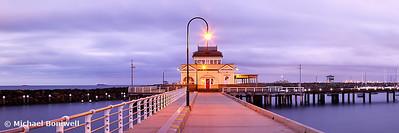 St. Kilda Pier, Melbourne, Victoria, Australia