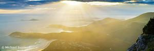 Mt Oberon Summit View, Wilsons Promontory, Victoria Australia