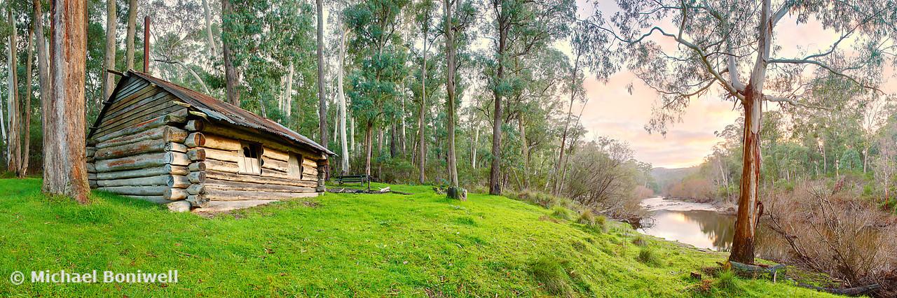Kennedys Hut, Alpine National Park, Benambra, Victoria, Australia