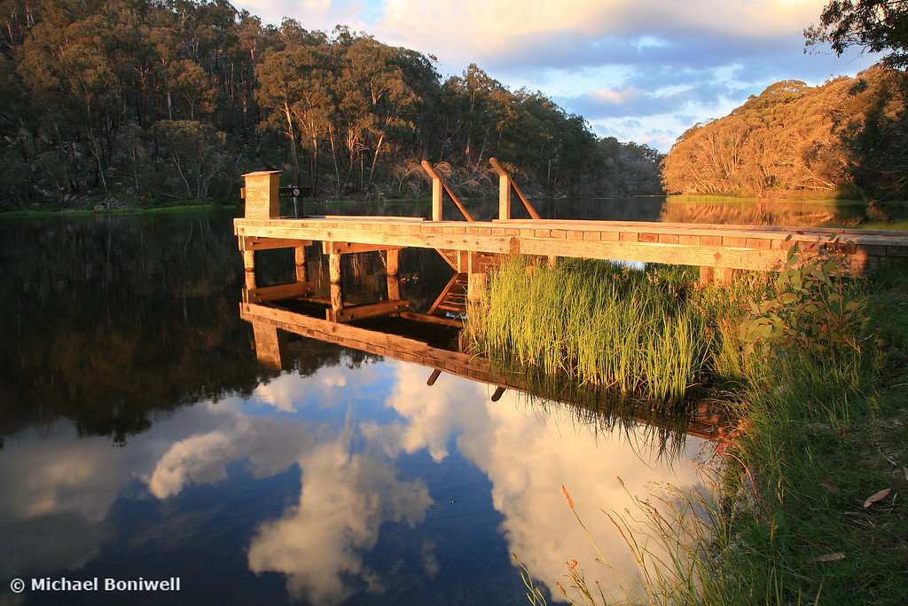 Lake Catani, Mt Buffalo, Victoria, Australia