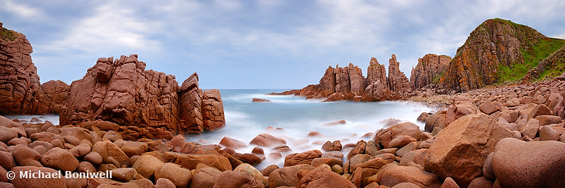 The Pinnacles, Phillip Island, Victoria, Australia