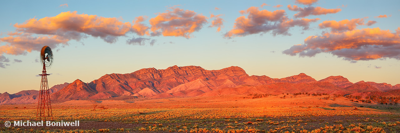 Western Pound Wall, Flinders Ranges, South Australia