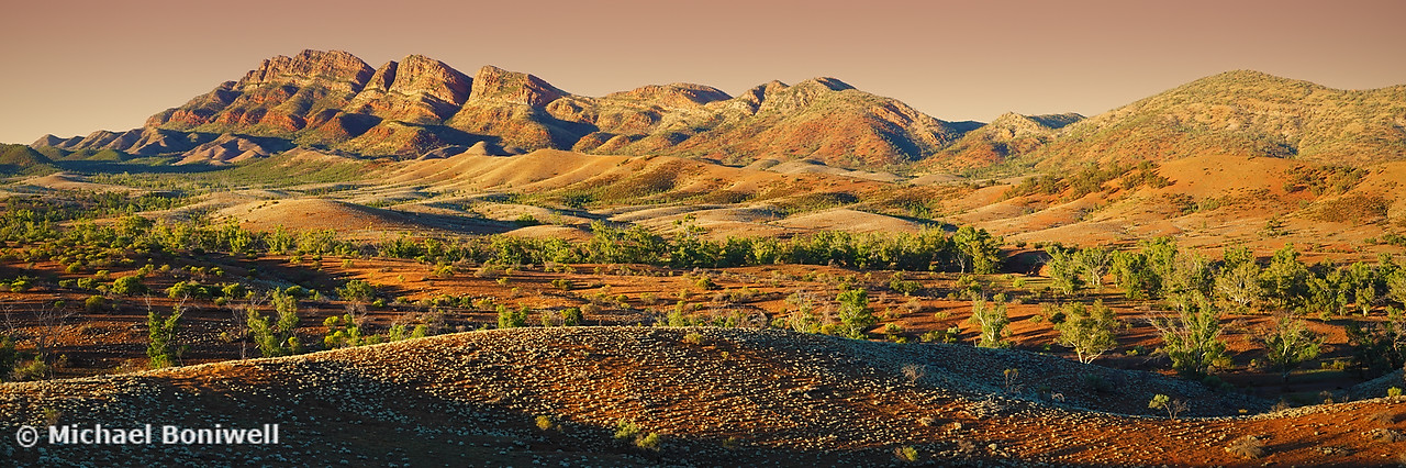 Elder Range, Flinders Ranges, South Australia