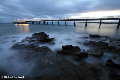 Lorne Pier Awakens, Great Ocean Road, Victoria, Australia
