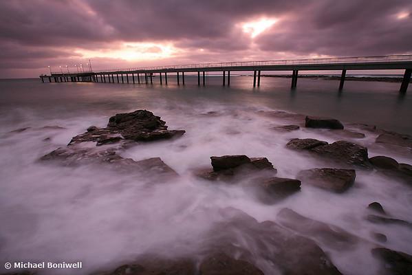 Lorne Pier Awakens, Great Ocean Road, Victoria, Australia
