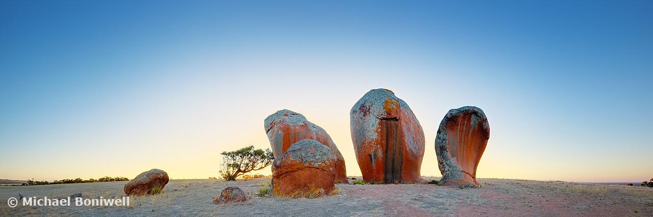 Murphys Haystacks, Eyre Peninsula, South Australia