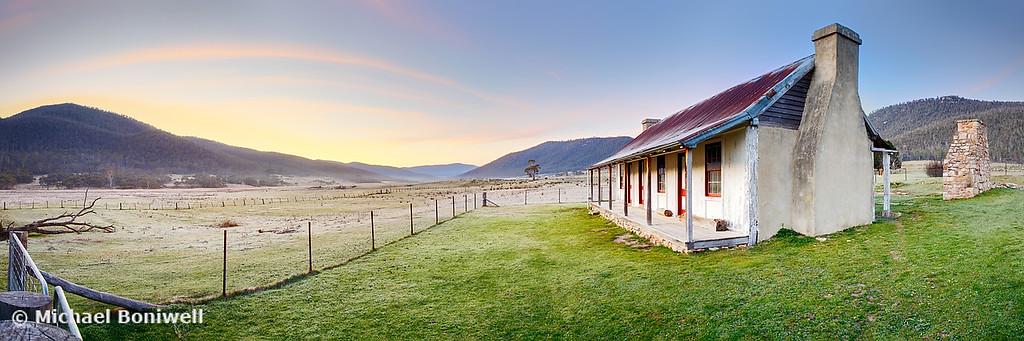 Orroral Homestead, Namadgi National Park, ACT, Australia