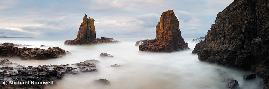 Cathedral Rocks, Kiama, New South Wales, Australia