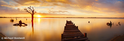 Lake Charm, Kerang, Victoria, Australia