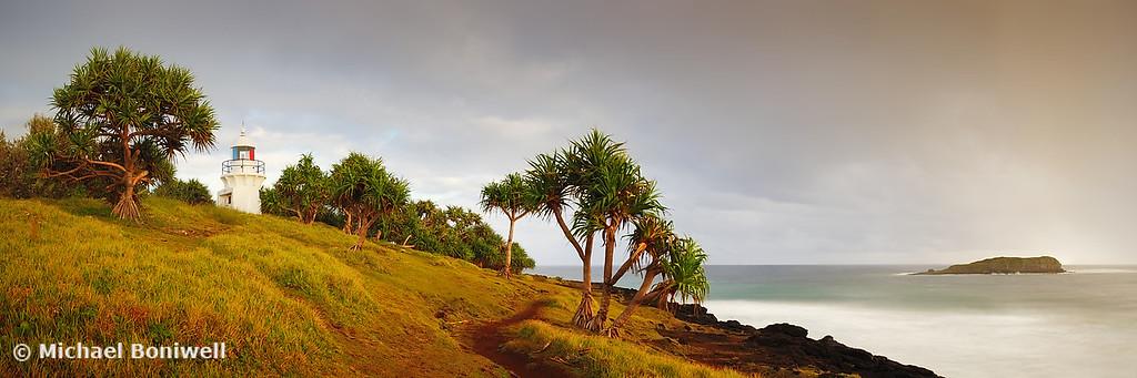 Fingal Head Lighthouse, New South Wales, Australia