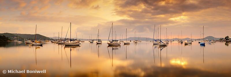 Koolewong Boats, New South Wales, Australia