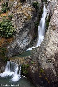 Mountain Stream, West Coast, South Island, New Zealand