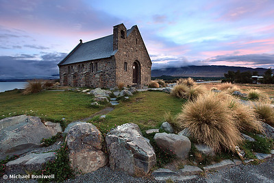 Church of the Good Shepherd, Lake Tekapo, South Island, New Zealand