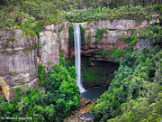 Belmore Falls, Morton National Park, New South Wales, Australia