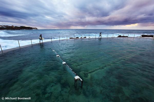 Bronte Beach Baths, Sydney, New South Wales, Australia
