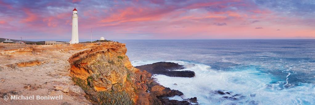 Cape Nelson Lighthouse, Portland, Victoria, Australia