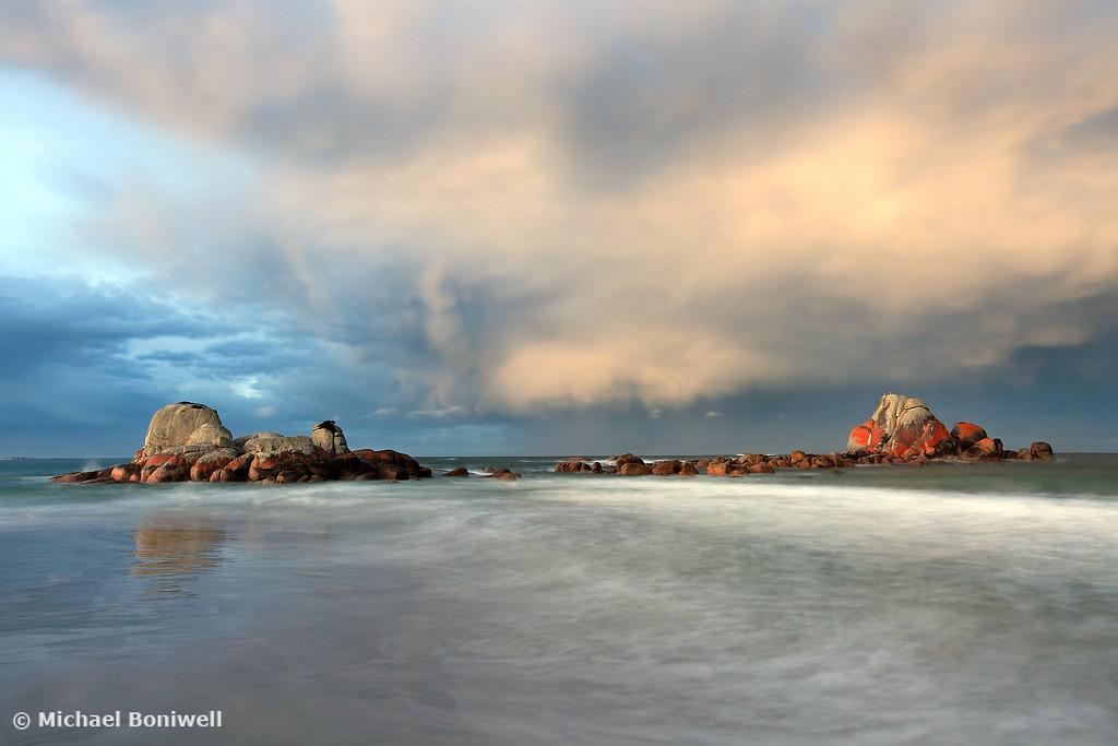 Picnic Rocks, Eddystone Point, Tasmania