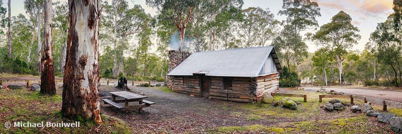 Moscow Villa Hut, Nunniong, Victoria, Australia