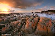 Eddystone Point Lighthouse, Tasmania, Australia