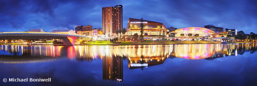 Adelaide Riverbank, South Australia