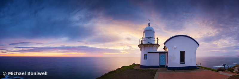 Tacking Point Lighthouse, Port Macquarie, New South Wales, Australia