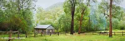 Ritches Hut, Howqua Hills, Victoria, Australia