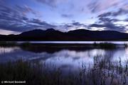 Pre-dawn Reflections, Mount Buffalo, Victoria, Australia