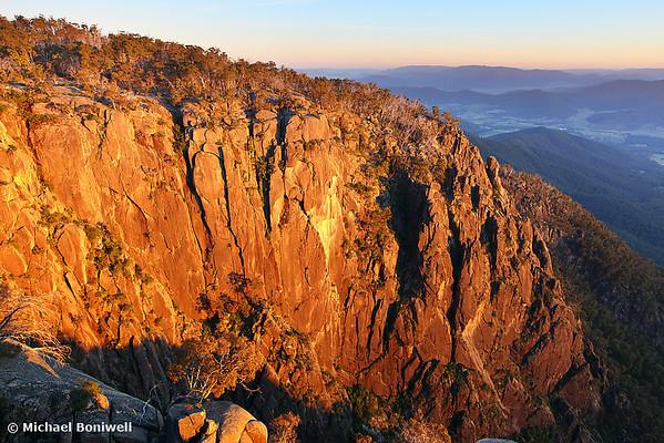 The Gorge, Mount Buffalo, Victoria, Australia