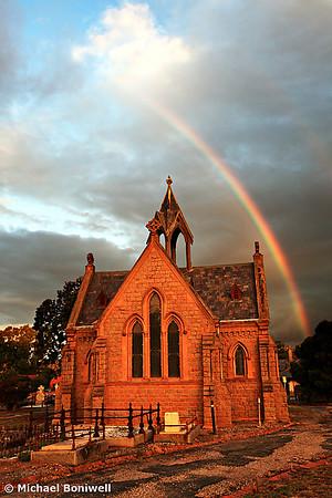 Bendigo Cemetery, Victoria, Australia