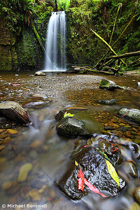 Mariners Falls, Otways, Great Ocean Road, Victoria, Australia
