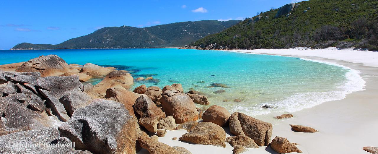 Little Waterloo Bay, Wilsons Promontory, Victoria, Australia