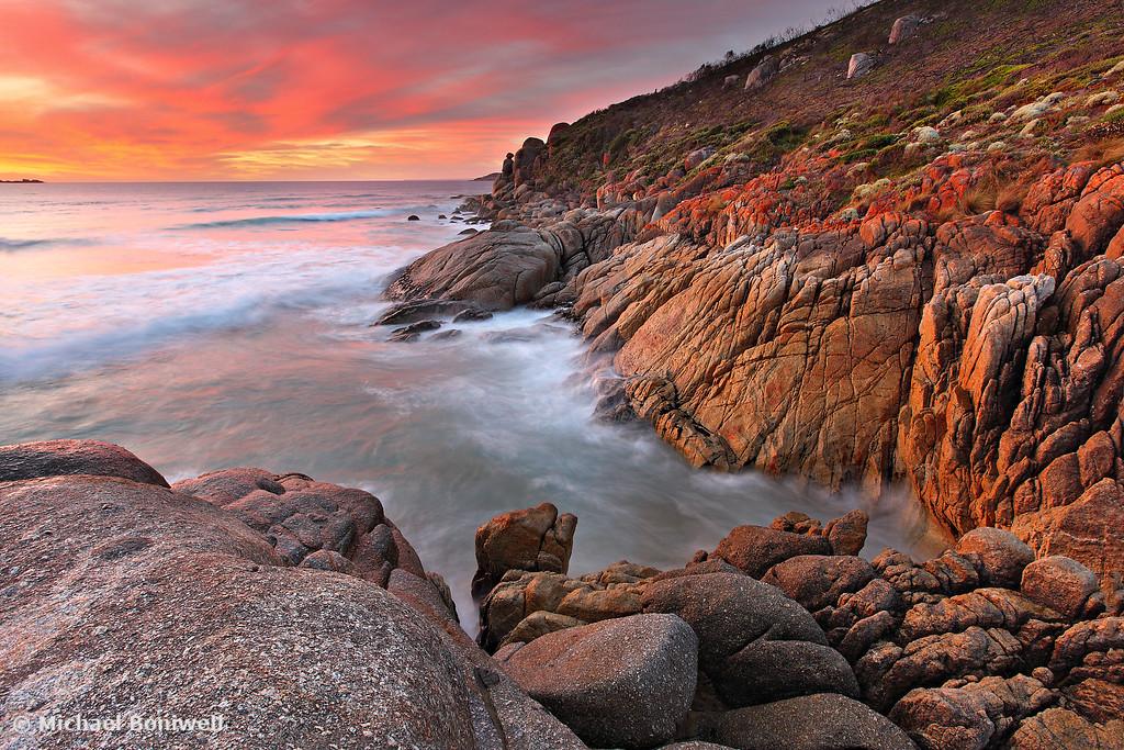 Whiskey Bay, Wilsons Promontory, Victoria, Australia