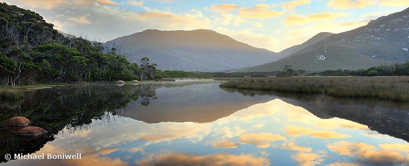Tidal River Awakens, Wilsons Promontory, Victoria, Australia