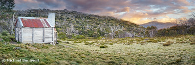 Teddys Hut, Kosciuszko National Park, New South Wales, Australia
