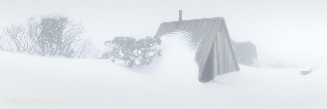 Diamantina Hut, Mt Hotham, Victoria, Australia