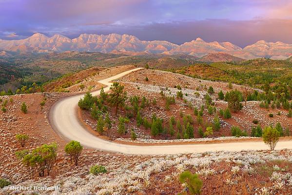 Bunyeroo Valley, Flinders Ranges, South Australia